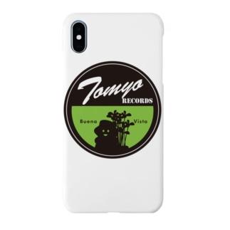 豆苗レコード Smartphone cases