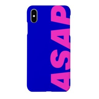"""""""ASAP"""" Blue x Pink Smartphone cases"""