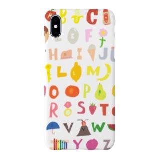 長男の絵(ALPHABET) Smartphone Case