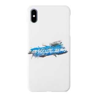 絶対零度 Smartphone cases