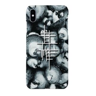 椎茸ケース Smartphone cases