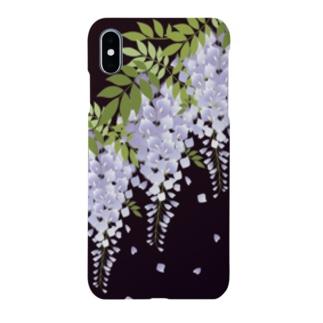 藤 Wisteria Smartphone cases