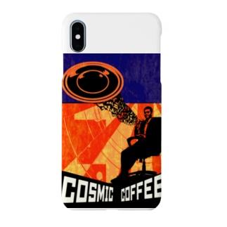 コズミックコーヒー Smartphone cases
