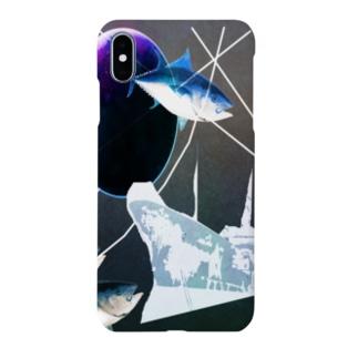 超銀河漁船 Smartphone cases