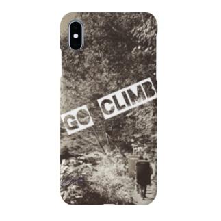 Go Climb Smartphone cases