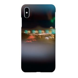 mina inoの夜 Smartphone cases