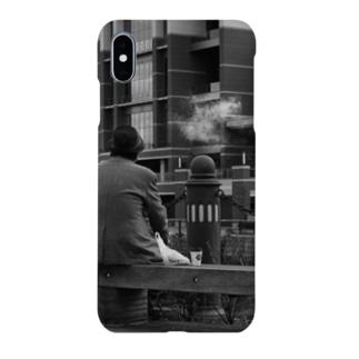 film photo-休憩- Smartphone cases
