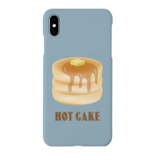 ホットケーキ メープルブルー Smartphone Case
