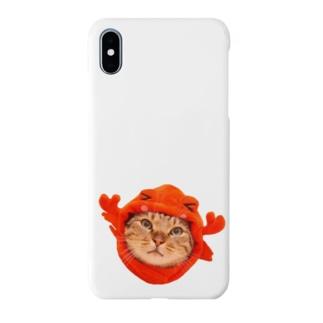 カニこちょら Smartphone cases
