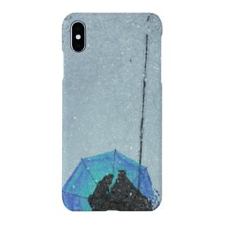雨の日フォト Smartphone Case