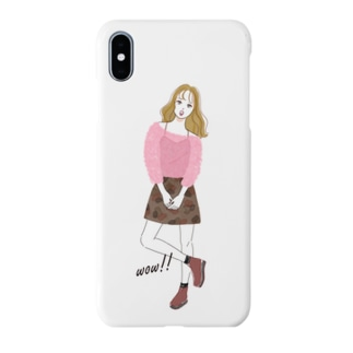wow!! girl Smartphone cases