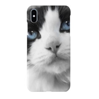 Mimi-blue eyes  Smartphone cases