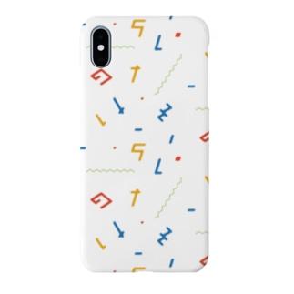 いけそら_ランダム_まる Smartphone cases