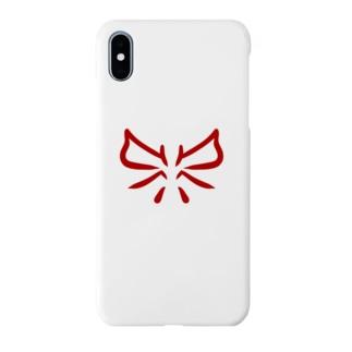 鬼 Smartphone cases