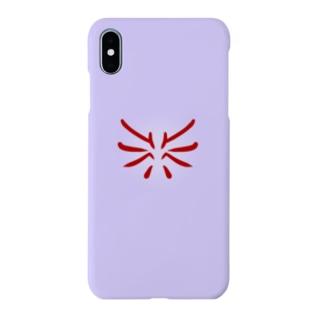 鬼顔 Smartphone cases