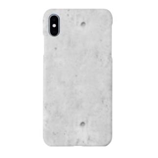 コンクリスマホケース Smartphone cases