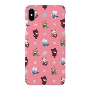 猫少年【ピンク】 Smartphone Case