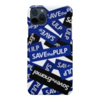 Save the PULP Smartphone cases