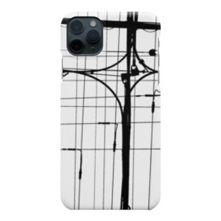 電線7 Smartphone cases