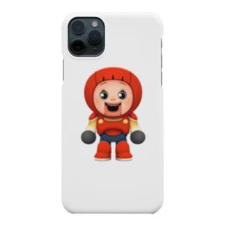 MEGA SHO-CHAN MAN Smartphone cases