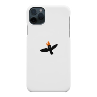Mr. black bird Smartphone cases