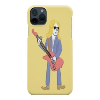 iギタリスト Smartphone cases