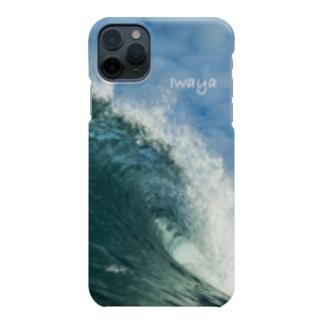 IWAYA ONE DAY WAVE NO1 海 Smartphone cases