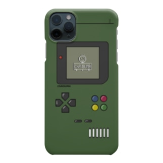 ChRiSUMA GAME ADDICTION army green Smartphone cases