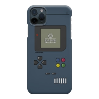 ChRiSUMA GAME ADDICTION navy blue  Smartphone cases