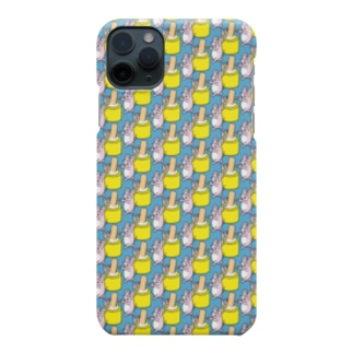 モチつきネズミ2020 Smartphone cases