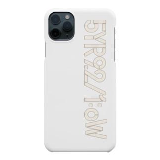 5YR9.2/1 Smartphone cases