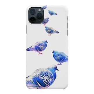 鳩-HATO- Smartphone cases