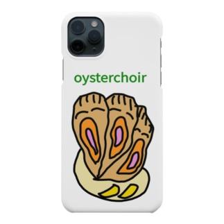 オイスターコーラス Smartphone cases