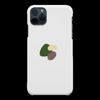 jpnblueのまるiroiro Smartphone cases