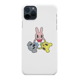 わっかiPhoneケース Smartphone cases