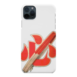 HEART WITH RISING SUN(片面プリント) Smartphone cases