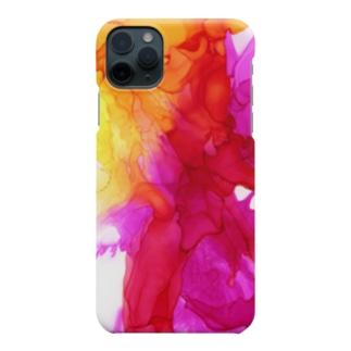 流春_ver.1 Smartphone cases