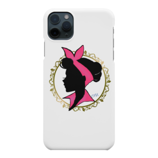 enu. のDreamgirl Smartphone cases