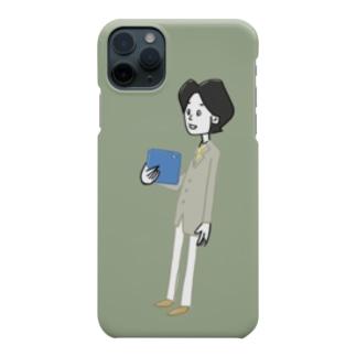 iシステムエンジニアM Smartphone cases