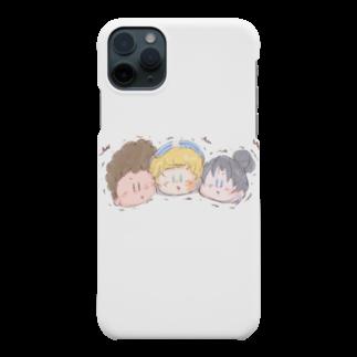 チコのぷるぷる女子 Smartphone cases