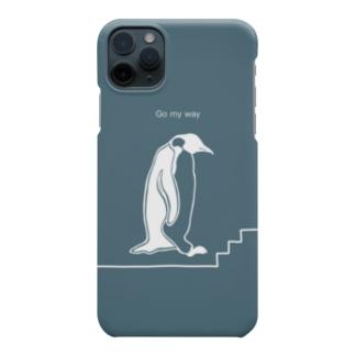 ぺんぺんマイウェイ Smartphone cases