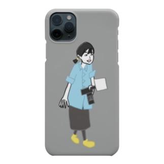 iカメラマンK Smartphone cases