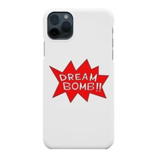 ヒラエイのDREAM BOMB!! ユメノバクダン Smartphone cases