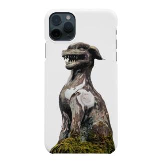 大口真神 Smartphone cases