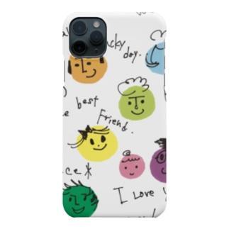 みんななかよし@Takako Smartphone cases