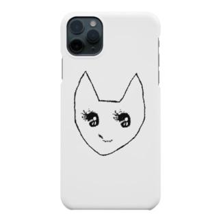 チクロアちゃん Smartphone cases