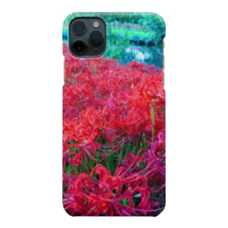 Cluster-Amaryllis~彼岸花~ Smartphone cases