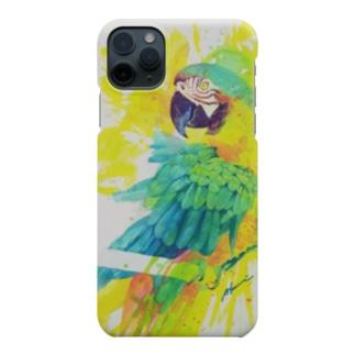 ひとり気高い青い鳥 Smartphone cases