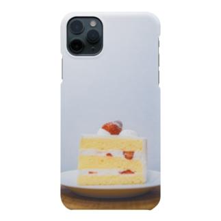 サンショク.のケーキ! [タテ] Smartphone cases