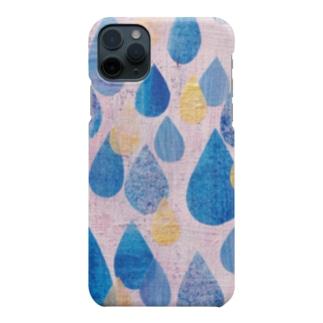 雨降り Smartphone cases